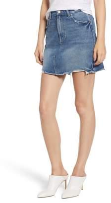 DL1961 Georgia Denim Miniskirt