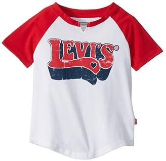 Levi's Kids Core Logo Tee (Little Kids)
