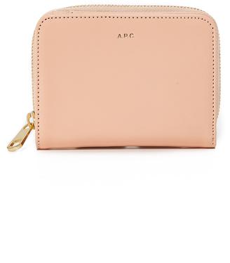 A.P.C. Compact Wallet $265 thestylecure.com