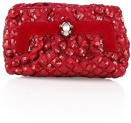 Marc Jacobs Collection Evening Sequins Catherine Bag