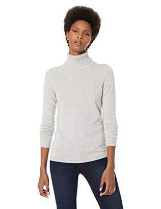 Lark & Ro Women's Turtleneck Pullover Sweater
