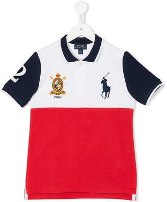 Ralph Lauren Kids Big Pony polo shirt