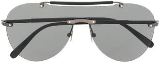 Brioni frameless sunglasses