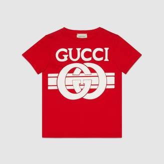 Gucci Children's T-shirt with print