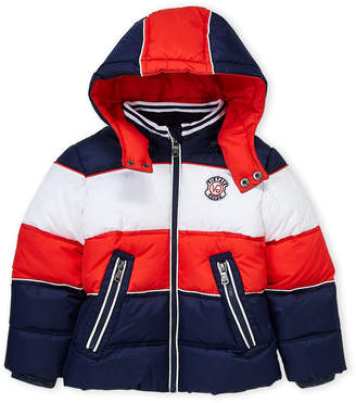Vingino Boys 4-7) Tamez Striped Puffer Coat