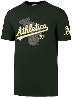 '47 Men Oakland Athletics On-Deck Rival T-Shirt