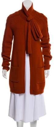 Lela Rose Merino Wool Knit Cardigan