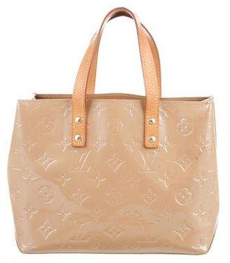 Louis Vuitton Vernis Reade PM $295 thestylecure.com
