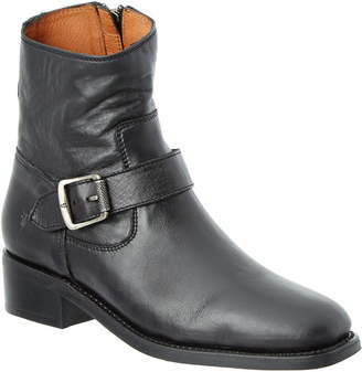 Frye Women's Hannah Leather Engineer Boot