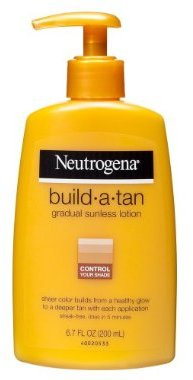 Neutrogena Build-a-Tan - 6.7 fl oz