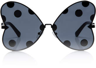 Karen Walker X Disney Minnie Bow Oversized Sunglasses