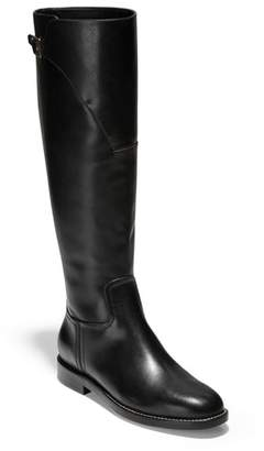 Cole Haan Harrington Knee High Riding Boot