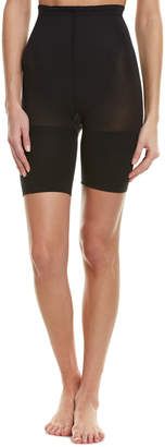 Spanx Higher Power High-Waisted Mid-Thigh Panty