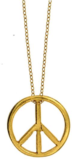 Ettika Peace Chain Necklace