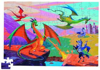 Dragon Optical Oskar & Catie And Knight Puzzle