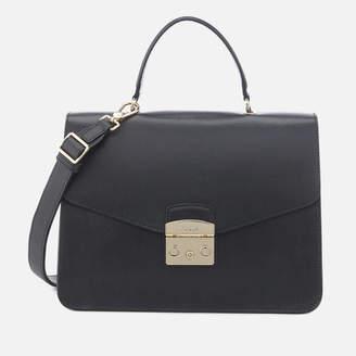 Furla Women's Metropolis Medium Top Handle Bag - Black