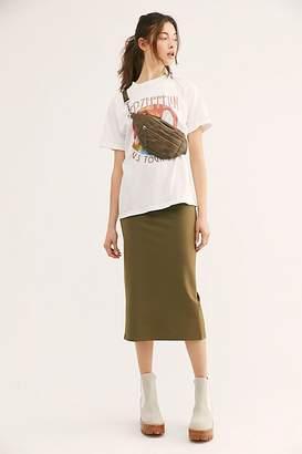 Highlands Tube Midi Skirt