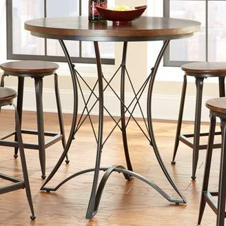 Co Steve Silver Steve Silver Adele Round Counter Height Dining Table