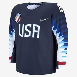 Nike Men's Hockey Jersey Team USA Replica