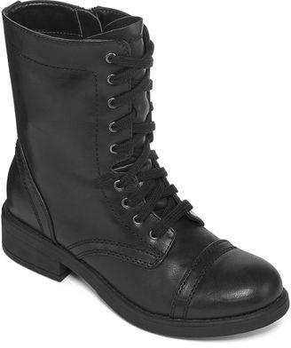 ARIZONA Arizona Judson Lace-Up Combat Boots $29.99 thestylecure.com