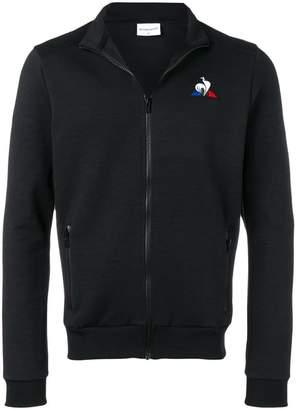 Le Coq Sportif front zip sweatshirt