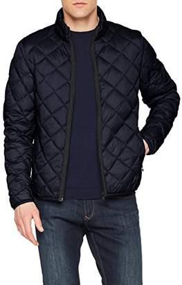 Benetton Men's Bomber Jacket,(Size: 50)