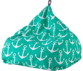 Linen House Outdoor Bean Bags Anchors Aweigh Outdoor Bean Bag Cover, Small