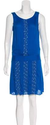 Ella Moss Embellished Mini Dress w/ Tags