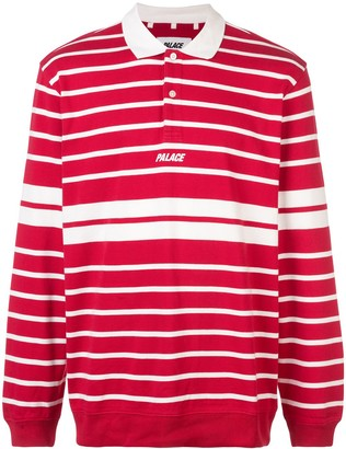 Palace striped jumper