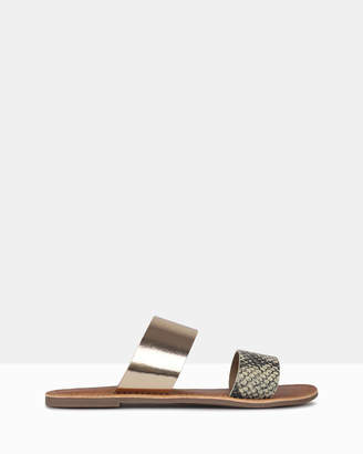 betts Smithers Leather Sandals