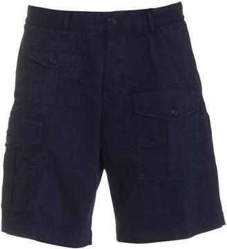 DSQUARED2 Multi-pocket Cargo Shorts