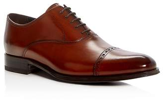 To Boot Anton Brogue Cap Toe Oxfords