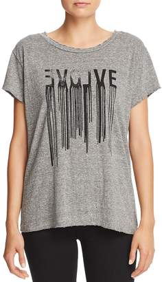 Current/Elliott The Relaxed Graphic Tee
