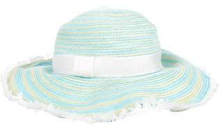 Wide Brim Straw Hat - ShopStyle 30f9010f294d