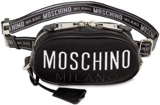 Moschino Nylon Belt Pack
