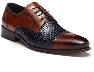 Antigua MAISON FORTE Woven Leather Derby