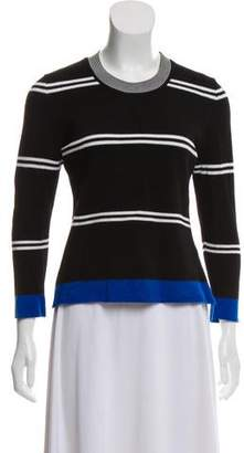 Creatures of the Wind Striped Knit Sweater