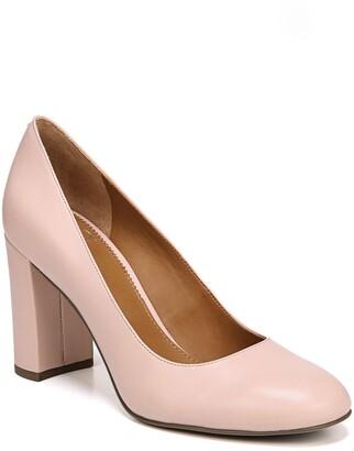57079b4ce04 Pink Block Heel Pumps - ShopStyle