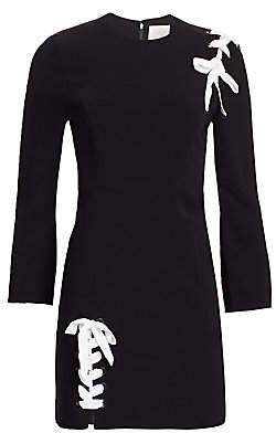 d5477ab5a074a Cinq à Sept Women's Izella Ribbon Dress - Size 0
