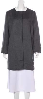 Reich Furs Cashmere & Wool Coat