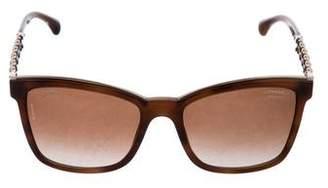 Chanel Square Winter Sunglasses