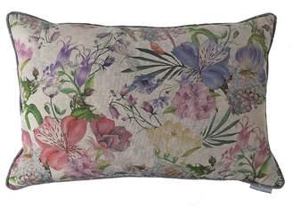 Kaleidoscope Botanical Summer Rectangle Cushion