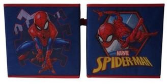 Spiderman Spider Man Marvel Soft Collapsible Storage Cubes (Set of 2)