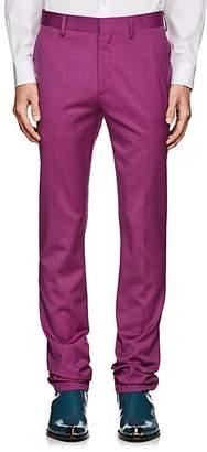 Calvin Klein Men's Wool Slim Trousers