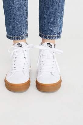 Vans Sk8-Hi Reissue Gum Hi Top Sneaker