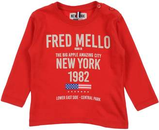 Fred Mello T-shirts - Item 12168956RM
