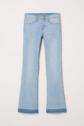 H&M Superstretch Bootcut Jeans - Blue
