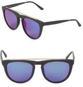 Road Runner 53MM Browline Sunglasses