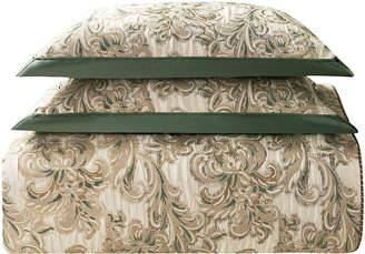 Waterford Anora Reversible King, 4-Piece Comforter Set