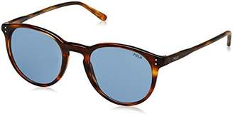 Polo Ralph Lauren Men's 0ph4110 Round Sunglasses 50.0 mm